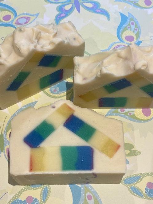 Rosewood Soap (Organic)