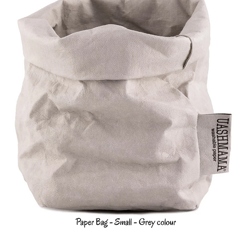 Uashmama Paper Bag - Small size, different colours