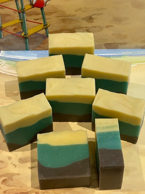 Beach Sun & Sand Soap (Organic) (Ready May 15th PreOrders Welcome)