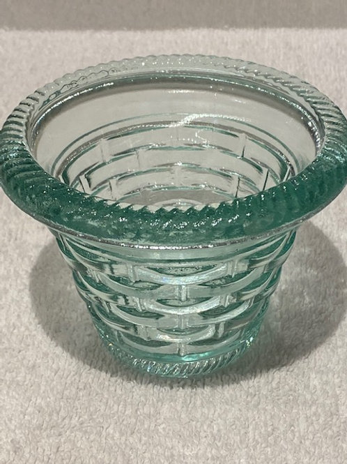 Tapered Glass Pot