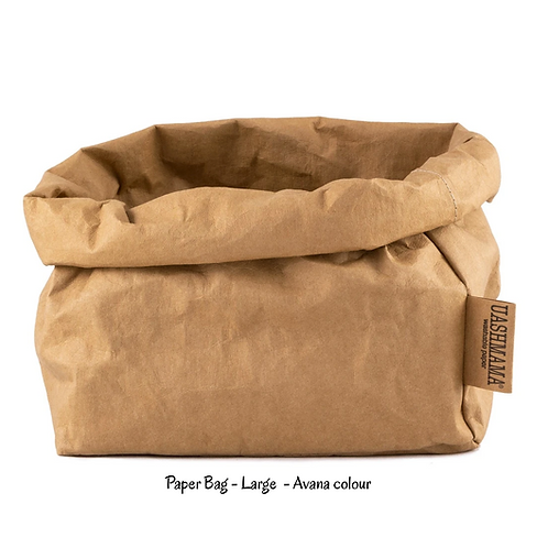 Uashmama Paper Bag - Large size, different colours
