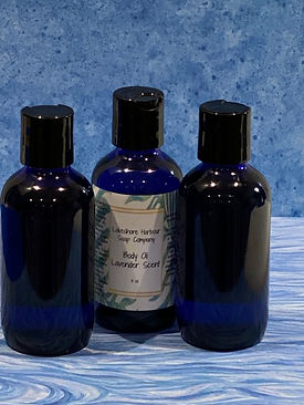 Custom Body Oil