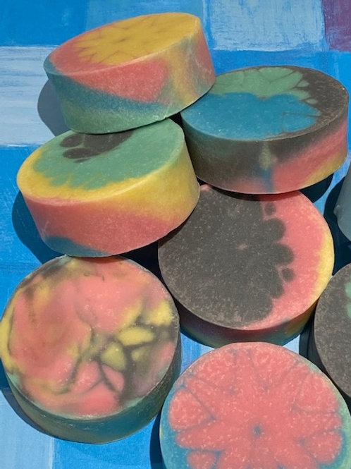 Cucumber Scented Soap (Organic)