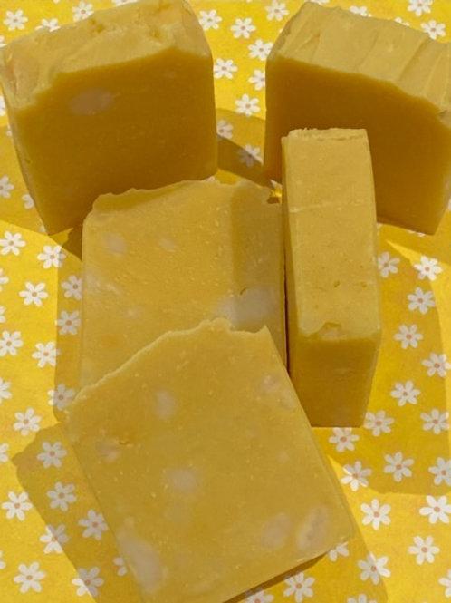 Orange Soap (Organic ingredients)