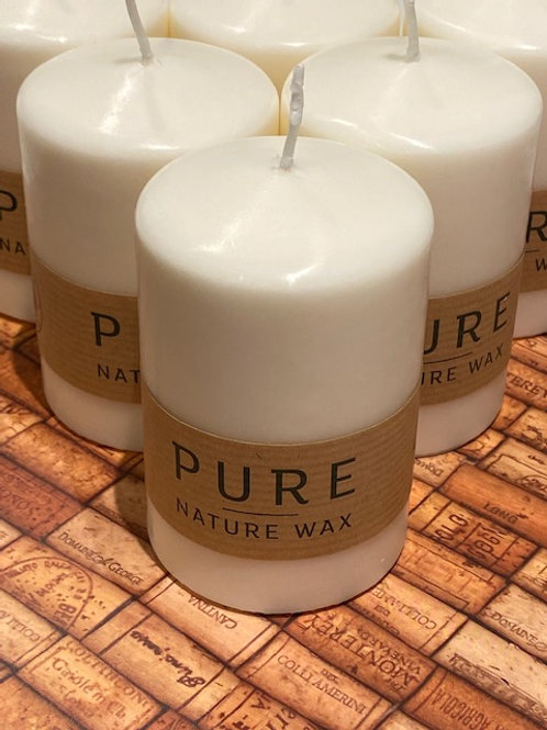 Eco Pure Candle - Small Slim size