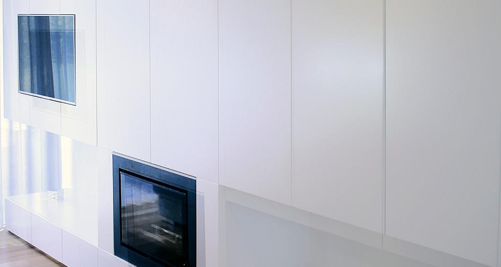 PArede Móvel TV e Recuperador integrado