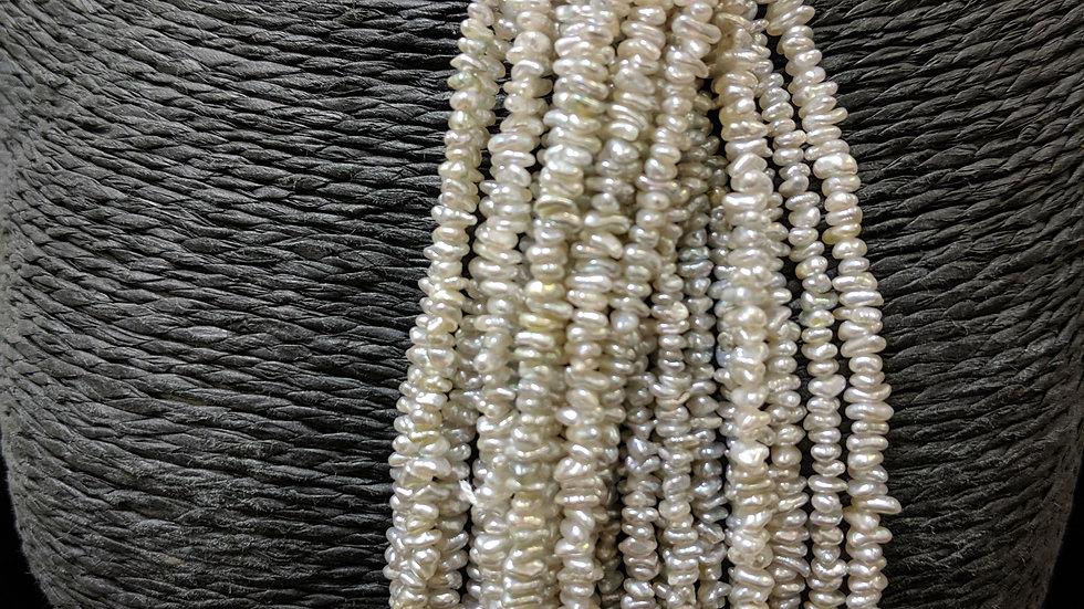 Japanese Akoya Saltwater Keshi Pearls Item 1660-22E