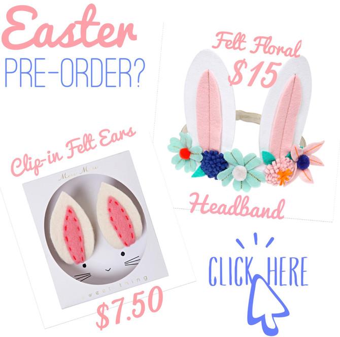 Easter Crown Pre-Order