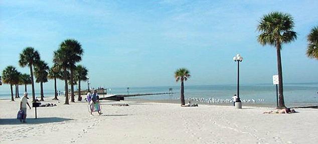 Pine Island Beach