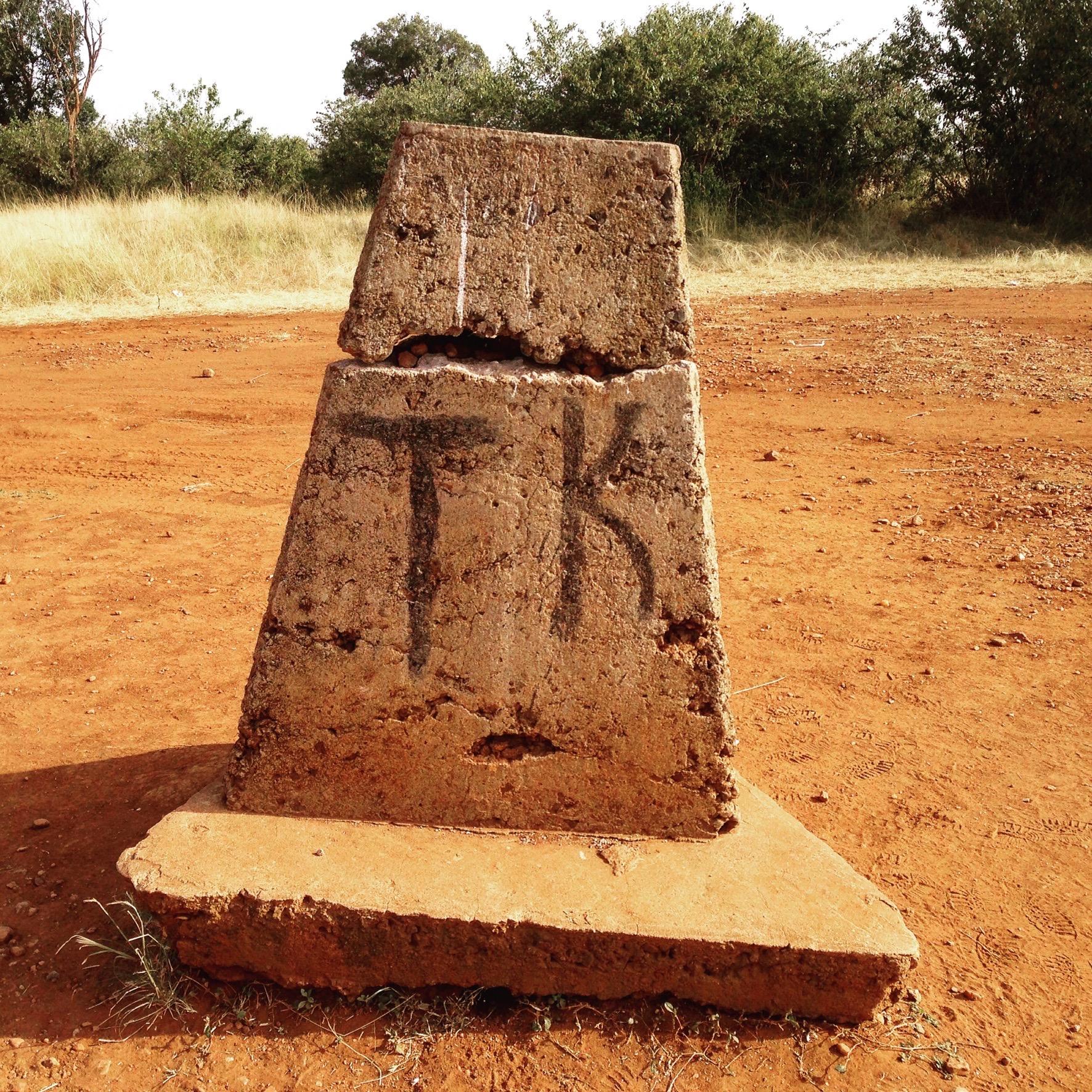 Border Tanzania Kenya