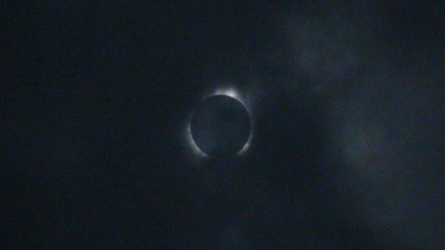 total eclipse, cairns