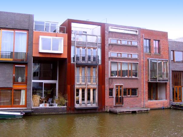 Java island, Amsterdam