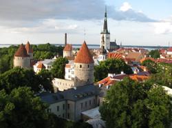 Sight of Tallinn