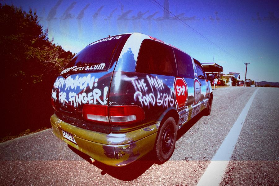 The van man!
