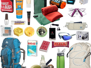 22 Things Digital Nomads Need to Pack While Travelling the World