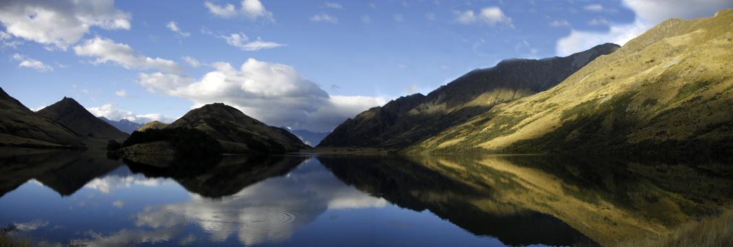 Lakes...