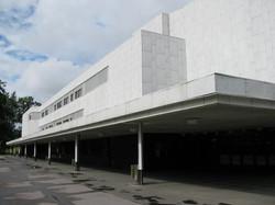 Finlandia Hall by Alvar Aalto
