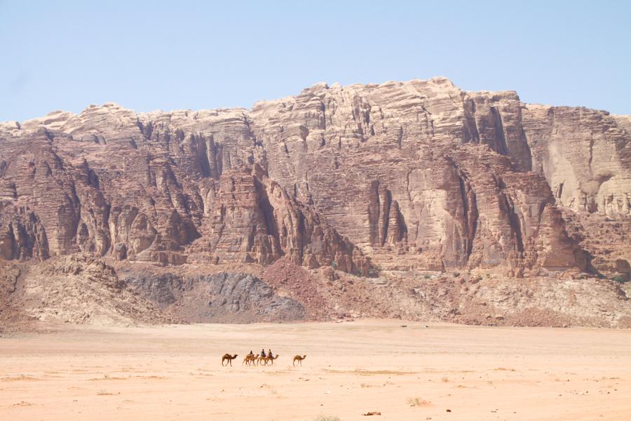 Caravane du desert