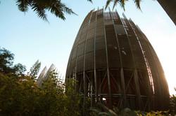 Tjibaou museum, Renzo Piano