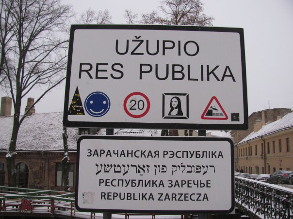 The happy republic!