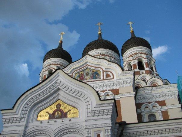 Tallinn's church