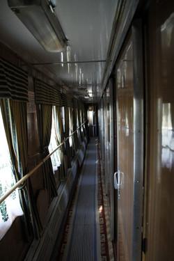 Train from Bucharest