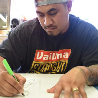 GUEST ARTIST: HUMBLE BEGINNINGS TATAU