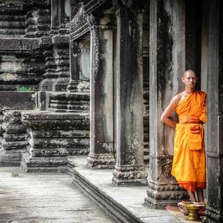 Kambodscha von Nord nach Süd