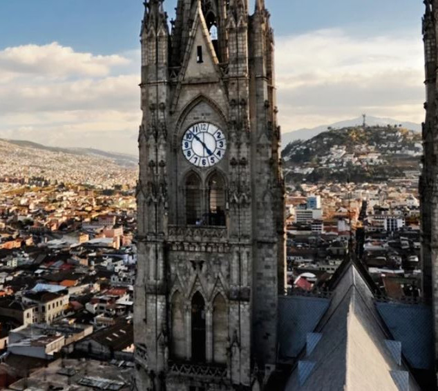 Ausflügsmöglichkeiten ab Quito