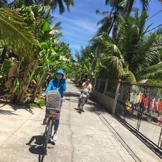 Mekong-Delta Radtour