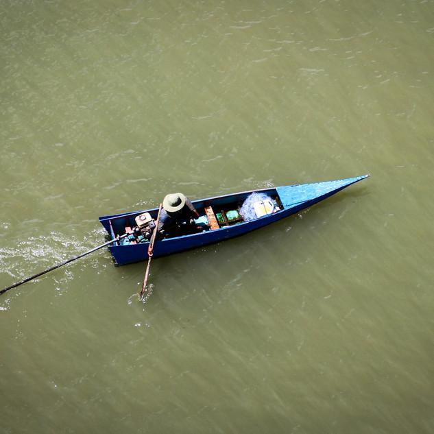 Mekong Flusskreuzfahrt