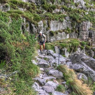 Wandern in Südafrika
