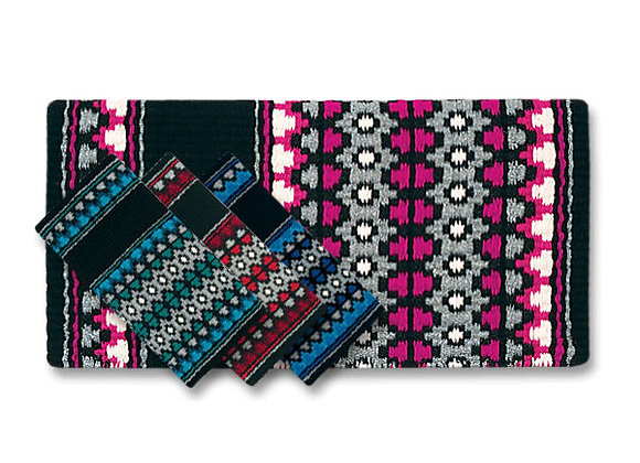 Mayatex Starlight Wool Show Saddle Blanket
