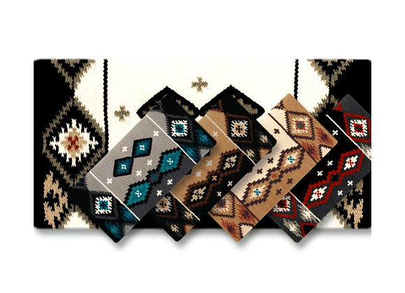 Mayatex Square Cut Wool Saddle Blankets