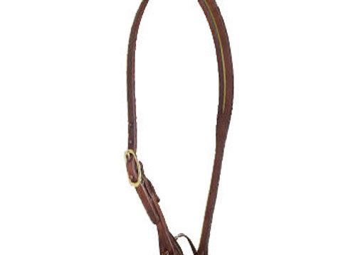 CowpersonTack Cowboy Harness Leather Slot Ear
