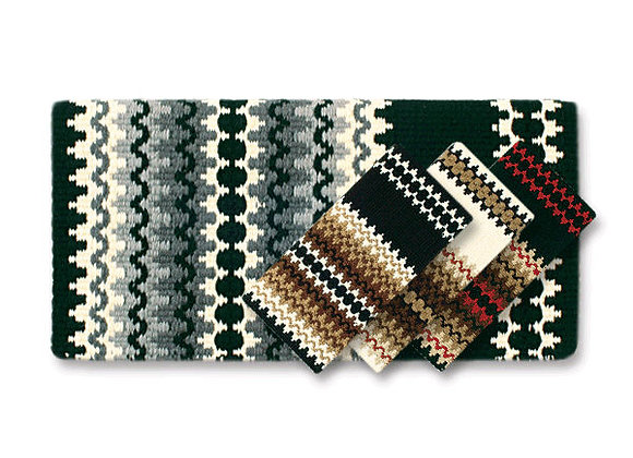 Mayatex Corona Wool Show Saddle Blanket