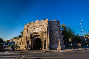 Entrance To The Nis Fortress - Nis, Serb