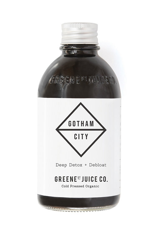 Gotham City Activated Water