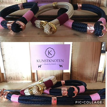 Armbänder aus Seil