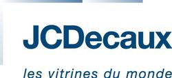 logo JC DECAUX Les vitrines du monde