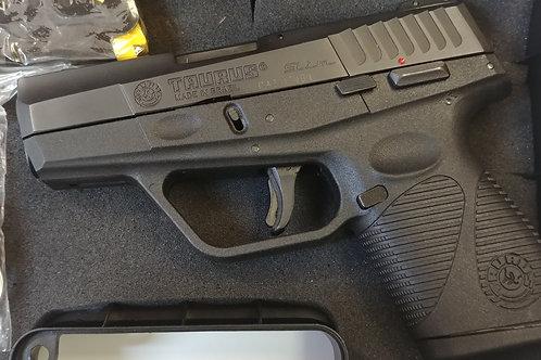 Pistola Taurus PT 709 Slim