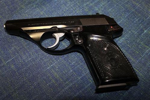 Pistola Beretta semiautomatica a doppia azione Cal.7.65