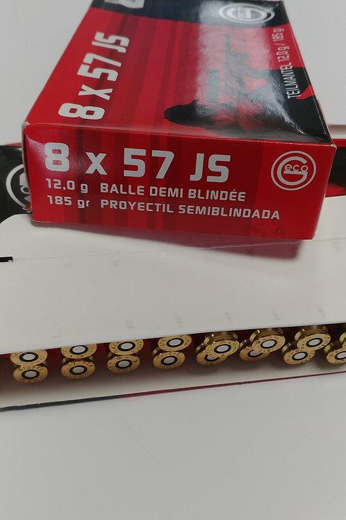 Geco 8x57 JS 185 Gr.