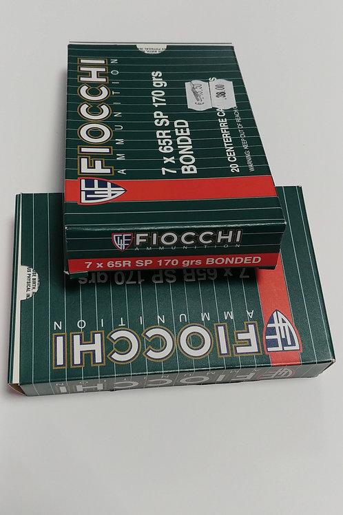 Fiocchi 7x65R SP 170 Gr. Bonded