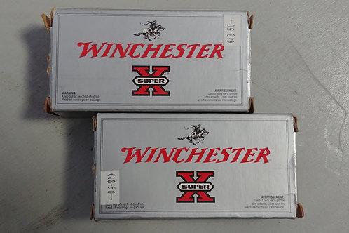 Winchester super x 38 S&W 145 gr