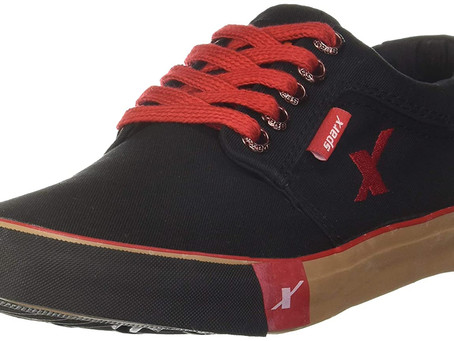 SPARX CANVAS SHOE FOR MAN (AMAZON 2020)