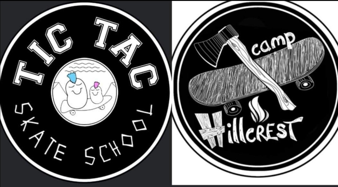 Tic Tac Skate School Skate Camp