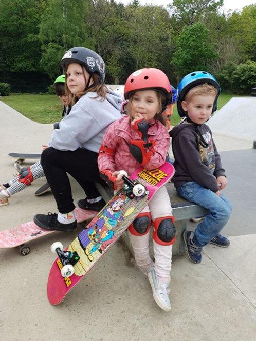 TicTac Skateboard Birthday Parties