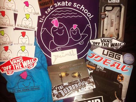 Tic Tac Skate School promo video