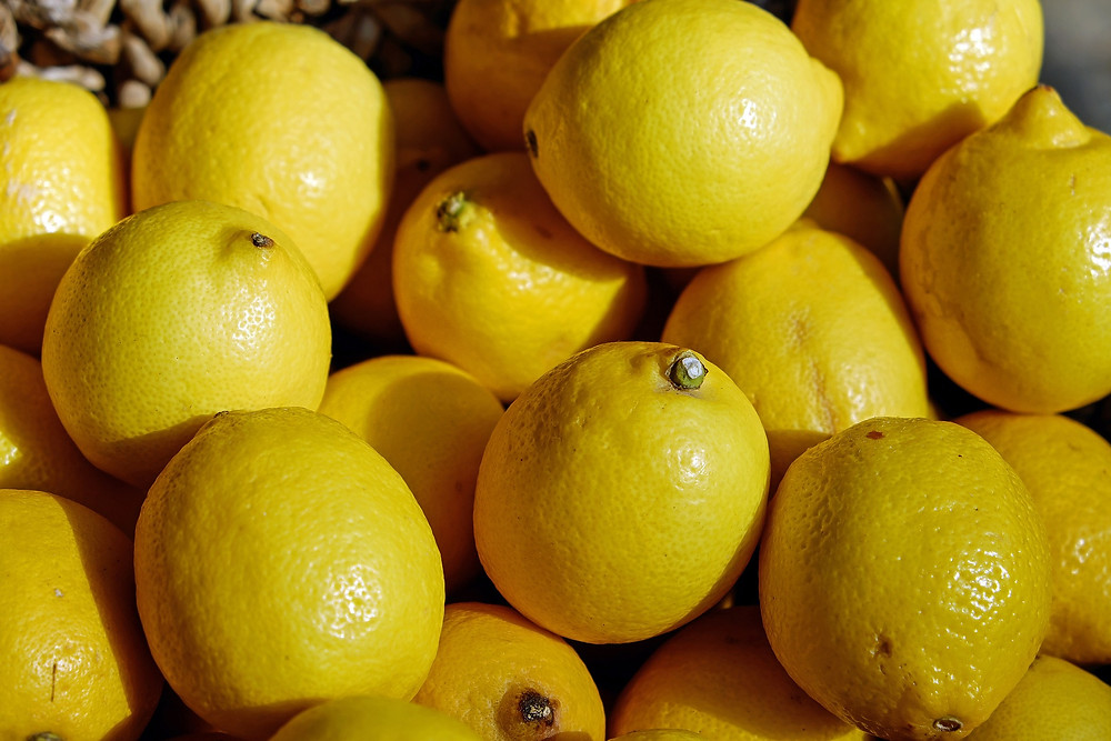 Lots of lemons